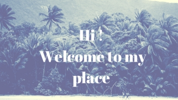 Hi, welcome